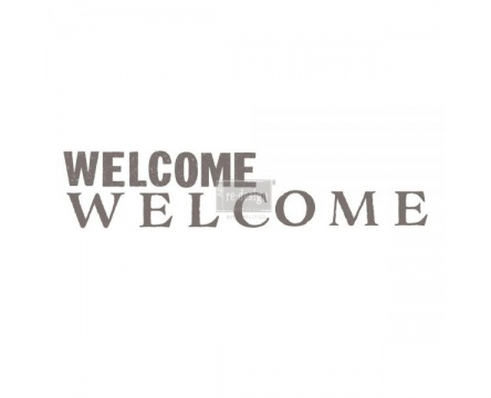 Welcome (Re-design)