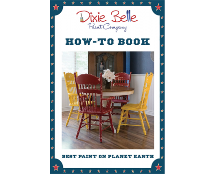 Dixie Belle How-to Book