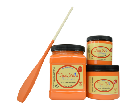 Florida Orange (Dixie Belle Chalk Mineral Paint)