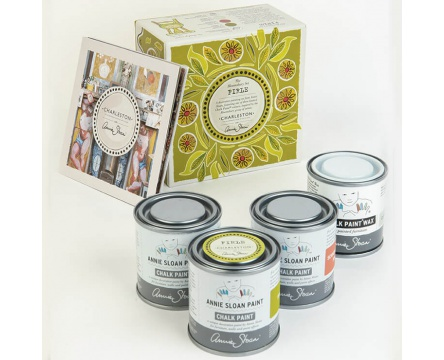 /overig/charleston-firle-set/Annie Sloan With Charleston Decorative Paint Set in Firle 4