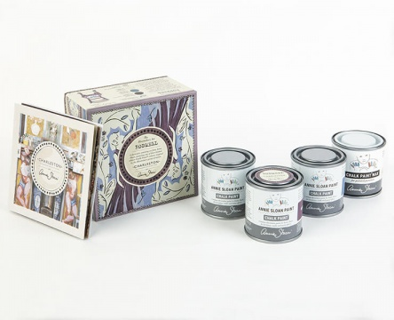 /overig/charleston-rodmell-set/Annie Sloan With Charleston Decorative Paint Set in Rodmell 1