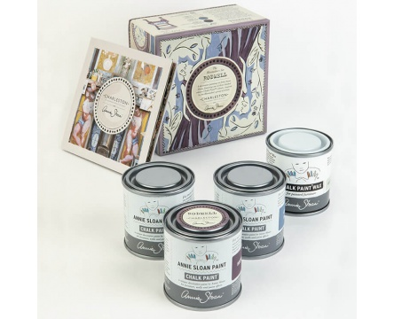 /overig/charleston-rodmell-set/Annie Sloan With Charleston Decorative Paint Set in Rodmell 4