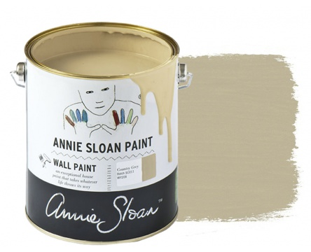 Country Grey Wall Paint Annie Sloan