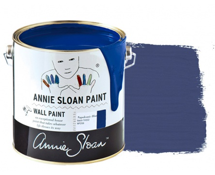 Napoleonic Blue Wall Paint Annie Sloan