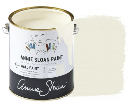 Old White Wall Paint Annie Sloan