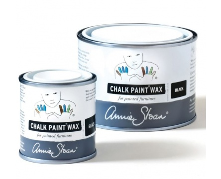 Chalk Paint Wax Black Annie Sloan