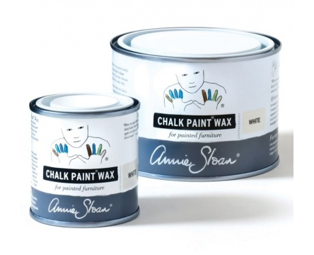 Chalk Paint Wax White Annie Sloan
